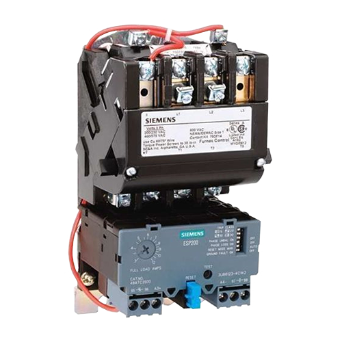 Heavy Duty Motor Starter With Esp200 Solid State Overload