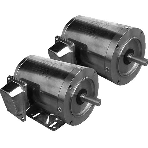 Stainless Steel Washdown Duty Tenv Motors