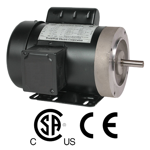WorldWide Electric Fractional Horsepower Motors