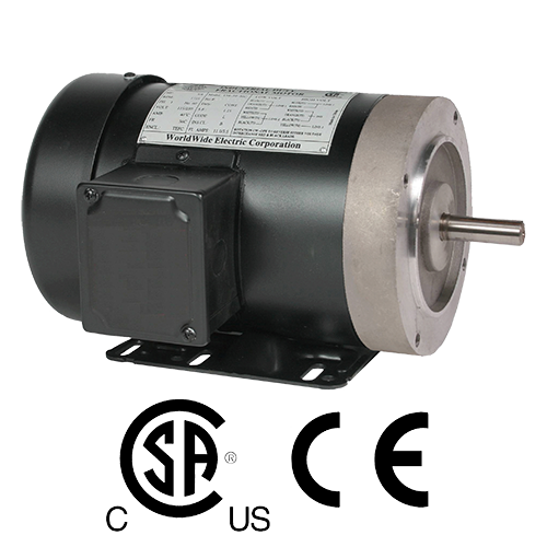 WorldWide Electric Farm Duty Motor