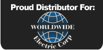 Proud distributor for WorldWide Electric Corporation.